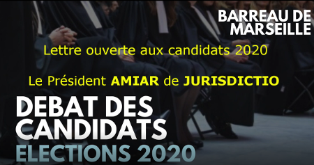 Candidats 2020 barreau Marseille