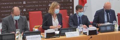Commission des Lois sur la Confiance dans les Institutions Judicaires